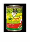 KirAmore Active mit Rind in Soße - Dog - 415g