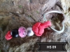 Halsbandbaumler pink