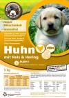 Huhn mit Reis & Hering puppy - Soft