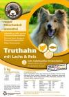 Truthahn mit Lachs & Reis - Soft
